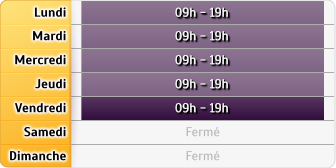 Horaires AXA Assurance TIMOTHEE FREMERY