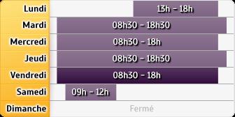 Horaires AXA Assurance HERBET BENOIT ET MOREAU THIERRY - Amiens