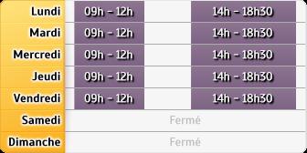 Horaires du AXA Assurance FRANCOIS RENDU, 52 RUE VAL DE SAIRE