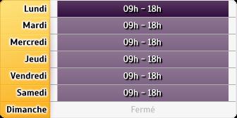 Horaires Crédit Foncier - Ris Orangis
