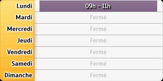 Horaires CAF - Fleury Sur Andelle
