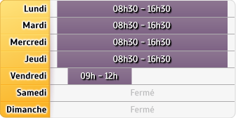 Horaires Pôle Emploi - Agence Lille Fives