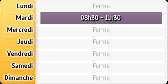 Horaires CAF - Bruay-sur-l'Escaut