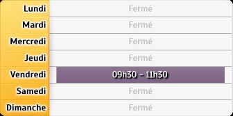 Horaires CAF - Valence-d'Agen
