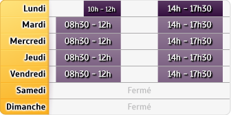 Horaires du Allianz - Grenoble Stendhal, 64, Ter Avenue de la Republique