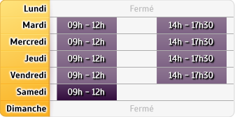 Horaires Allianz - Nevers
