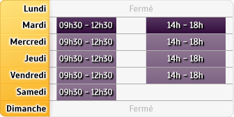 Horaires du Allianz Georges de la Rupelle, 3 Rue Leon Godin