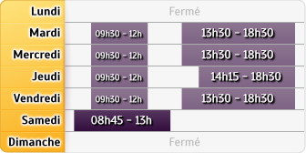 Horaires Banque Populaire du Nord FAYET ST QUENTIN