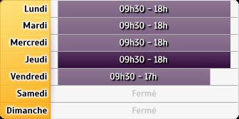 Horaires Aviva Assurance Paris Montmartre