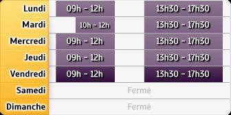 Horaires MAAF Assurances - Montbéliard