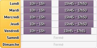 Horaires GMF Assurances - Paris 7e