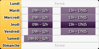 Horaires Credit Mutuel - Roubaix