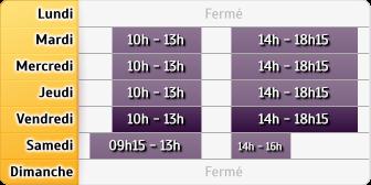 Horaires Crédit Mutuel - Carrières-sur-Seine
