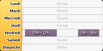 Horaires CAF - La Guerche-de-Bretagne