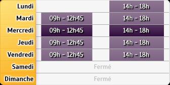 Horaires du Mma Lyon Charite, 31 Rue De La Charite