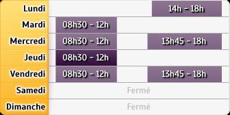 Horaires Gan Assurances Alencon Normandie