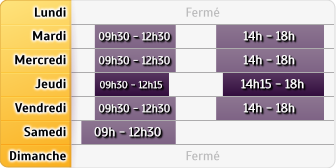 Horaires Macif - Toulouse
