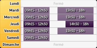Horaires Caisse D'epargne - Bastia Toga