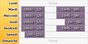 Horaires LCL - Mulhouse A Briand