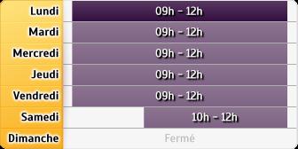 Horaires La Poste - Saint Jean de Marsacq