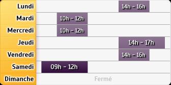 Horaires La Poste - Saint Remy Sur Orne