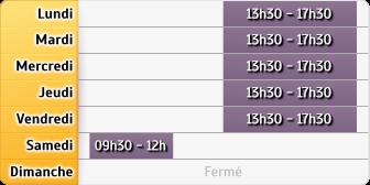 Horaires La Poste - Molliens Dreuil