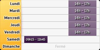 Horaires La Poste - Noyelles Les Seclin