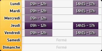 Horaires La Poste - Fenouillet