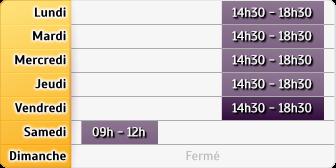 Horaires La Poste - Asnieres Chanzy - AsniÃ?res-sur-Seine