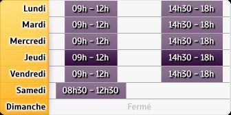 Horaires La Poste - Chennevieres Rabelais - Chennevières-sur-Marne