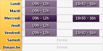 Horaires La Poste - Urrugne Behobie - Boué
