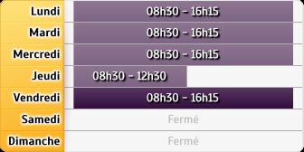 Horaires Pôle emploi - Rouen