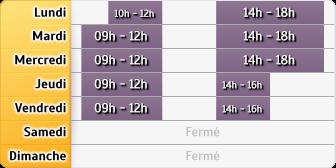 Horaires du Allianz Lucie Cateni - Bourg-de-Péage, 114b Grande Rue Jean Jaures