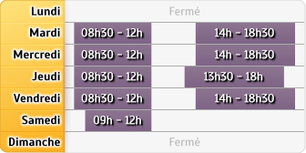 Horaires Allianz Jerome Marcarie