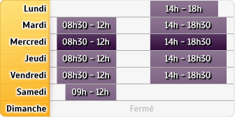 Horaires Allianz - Cazeres