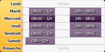 Horaires Allianz - Cambrai Bleriot