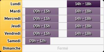 Horaires Allianz - Montereau