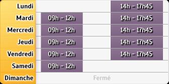 Horaires Allianz Debaecke - Vanhille-Sanquer