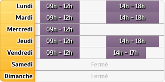 Horaires Allianz - Annonay Carnot - Angeduc