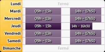 Horaires Agence Pierrefitte Sur Seine