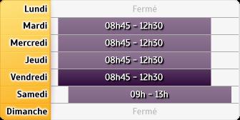 Horaires CIC Castres - CIC Mazamet