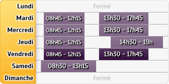 Horaires CIC Montevrain - CIC Chessy Val d Europe