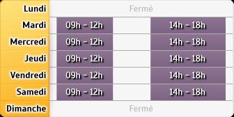 Horaires Allianz Jessaume Rémy - Chalon-sur-Saône