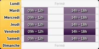 Horaires Allianz Jessaume Rémy