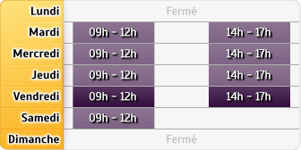 Horaires Allianz  Clerc-Renaud Denis