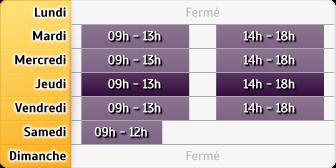 Horaires Allianz Pyrenees