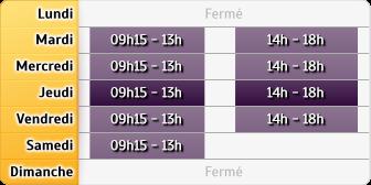 Horaires Caisse d'Epargne Beauvais Carnot
