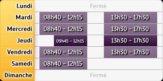 Horaires du Caisse d'Epargne Valence D'Agen, 8, Rue Xavier Moulenq