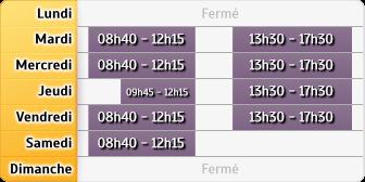 Horaires Caisse d'Epargne - Beaumont-de-Lomagne
