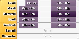 Horaires AXA Assurance EMMANUEL CARON - Aire-sur-la-Lys